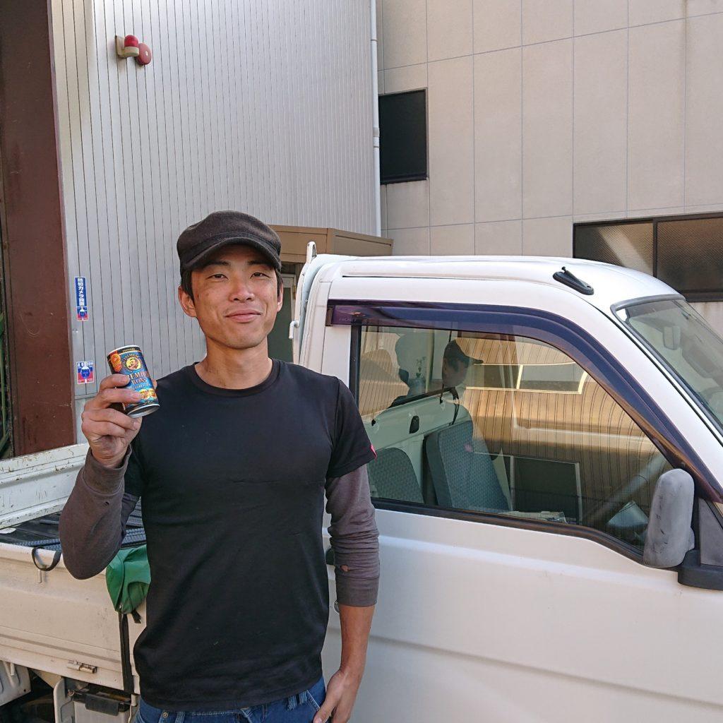 石井工業 列伝 №027 佐藤 亮太