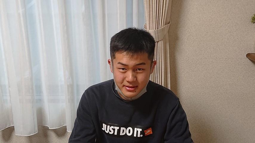 石井工業列伝 №36 白山千真(かずま)
